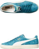 Puma Clyde Premium Shoe Blue