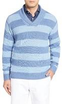 Peter Millar Men's Shoreline Shawl Collar Sweater