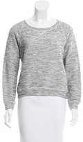 L'Agence Textured Knit Sweater