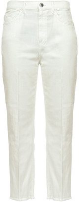 Pinko Mom-fit Bootcut Trousers