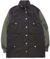 Alexander Wang Bomber Parka Jacket