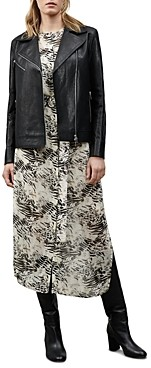 Lafayette 148 New York Neilson Printed Midi Dress