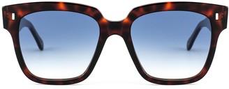 L.G.R Dakhla Havana Bordeaux Sunglasses