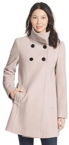 Larry Levine Women's A-Line Babydoll Coat