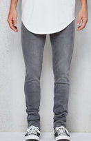 PacSun Skinny Gray Active Stretch Jeans
