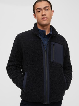 Gap Reversible Fleece Jacket
