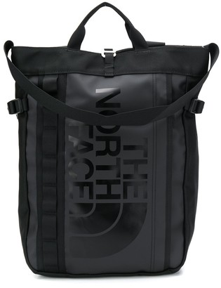 The North Face Base Camp convertible backpack