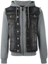 Philipp Plein 'Mirrow' hoodie - men - Cotton/Polyester - M
