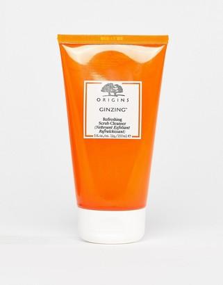 Origins GinZing Refreshing Scrub Cleanser 150ml-No colour