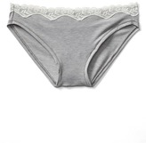 Gap Breathe lace-trim bikini