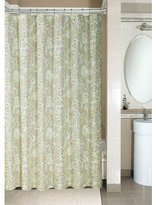 Metro Microfiber Shower Curtain in Fawn