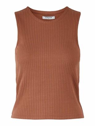 Pieces Women's Pcmollie Tank Top Bc Cami Shirt