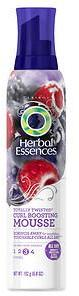 Herbal Essences Totally Twisted Curl Boosting Hair Mousse, Mixed Berry