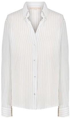 Vanessa Bruno Striped cotton Druyat Shirt