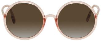 Christian Dior Pink SoStellaire3 Sunglasses