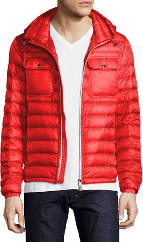 Moncler Douret Hooded Puffer Jacket
