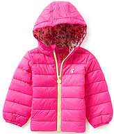 Joules Baby/Little Girls 12 Months-3T Puffer Jacket