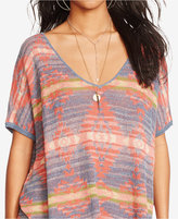 Denim & Supply Ralph Lauren Short-Sleeve V-Neck Tunic