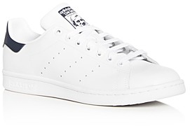 adidas Men's Stan Smith Leather Low-Top Sneakers