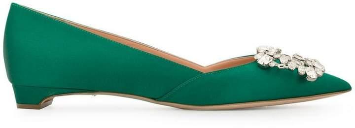 0778ebf1b Rupert Sanderson Green Women's Shoes - ShopStyle