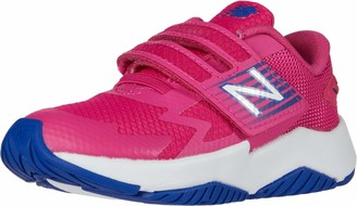 New Balance Baby-Girls Rave Run Hook and Loop Sneaker