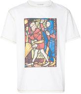 J.W.Anderson illumination print T-shirt - men - Cotton - S