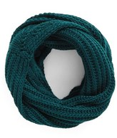 BP Women's Cable Knit Infinity Scarf