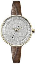 Vivienne Westwood Edgware Ladies' Gold Plated Strap Watch