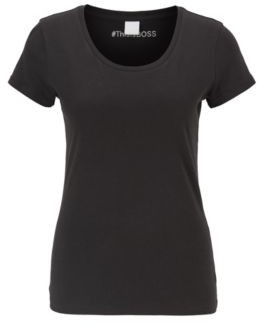BOSS Slim-fit T-shirt in Pima cotton with modal