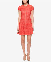 Jessica Simpson Lace A-Line Dress