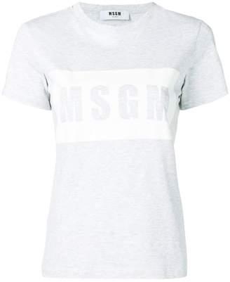 MSGM classic logo T-shirt