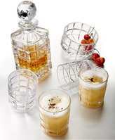 Godinger Whiskey Connoisseur Gift Set + FREE Crystal Candy Bowl, Total Value $120