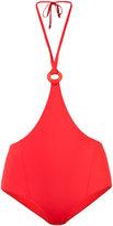Morgan Lane Harley high-waist bikini bottom