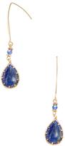 Semi-Precious Stone Drop Earrings