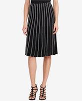 Lauren Ralph Lauren Petite A-Line Skirt