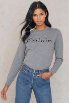 Calvin Klein Hadar Logo Top