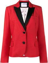 Racil - Mick slim fit blazer - women - Polyethylene/Triacetate/Viscose/Wool - 32