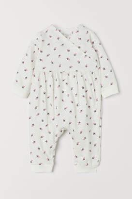 H&M Jumpsuit - White