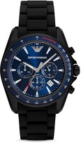 Emporio Armani Chronograph Link Bracelet Watch, 44mm