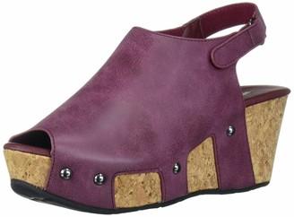 Volatile Women's Zuri Wedge Sandal