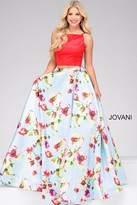 Jovani Two piece Prom Dress 49990