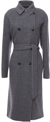 Rag & Bone Reversible Wool-blend Felt Coat