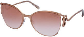 Roberto Cavalli Women's Rc1025 59Mm Sunglasses