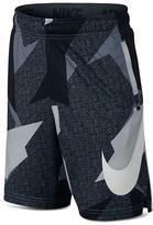 Nike Boys' Printed Dry Training Shorts - Big Kid