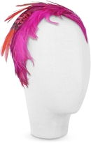 Nana Nana' Bettina - Fuchsia Feather Headband