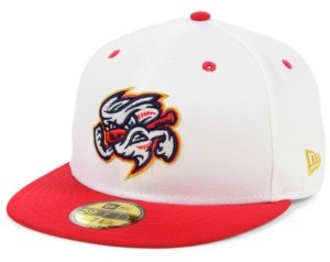 New Era Omaha Storm Chasers Retro Stars and Stripes 59FIFTY Cap