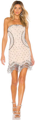 NBD X By X by Betsy Embellished Mini Dress