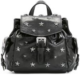 RED Valentino star stud backpack