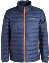Columbia Powder Lite Winter Jacket Collegiate Navy