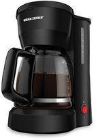 Black & Decker 5-Cup Switch Coffee Maker